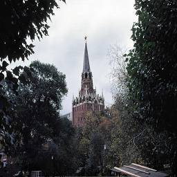СССР в цветных фотографиях 1979 Дэвид Л Куэйл Москва и Ленинград