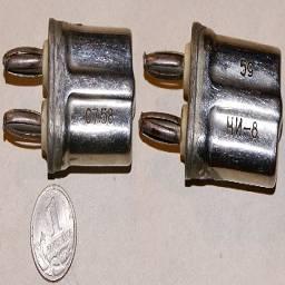Кварцы в металлическом корпусе