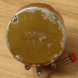 Неизвестный резистор 10