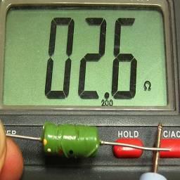 Неизвестный резистор 16