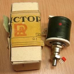 переменный резистор ППБ и упаковка