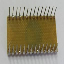 самодельная микросхема