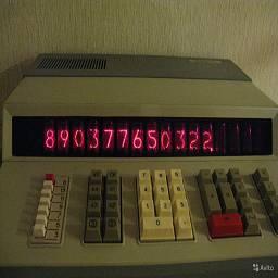 Руслан Ниязов~ Советский Калькулятор искра-122