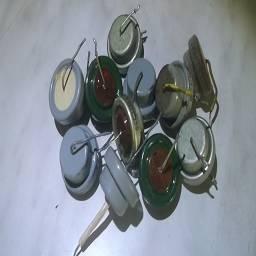 Все конденсаторы с выводами, рабочие но БУ, до 80х года выпуска