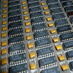 lomasm~ Модуль памяти от советской ПЭВМ ЕС1841