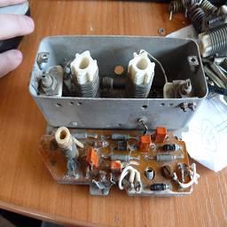 от старой радиостанции