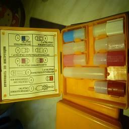 вариант аптечки с с пустыми флаконами, дополнительный флакон для тарена