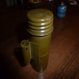Сигнальный фонарь для крепления на табличку заражено