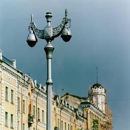 Новокузнецк фонарь