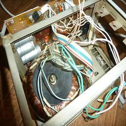 трансформатор на тороидальном сердечнике