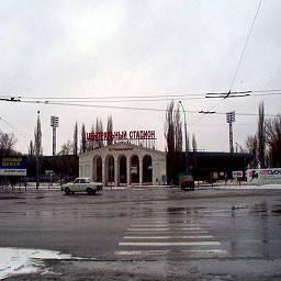 Астрахань на фотографиях 2002 года