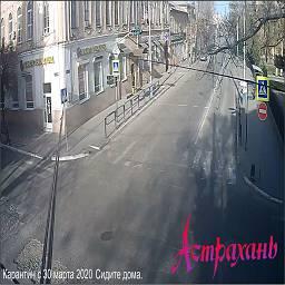 Псевдо открытки- Астрахань на карантине 30 марта 2020