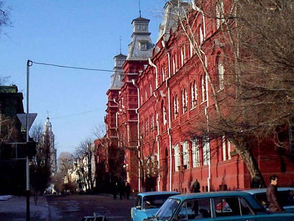 Улица советская Администрация