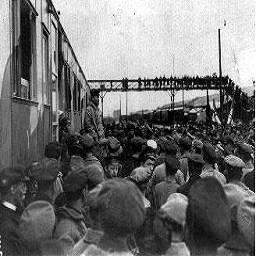 Из истории Гомеля в период оккупации кайзеровской Германией исторический очерк