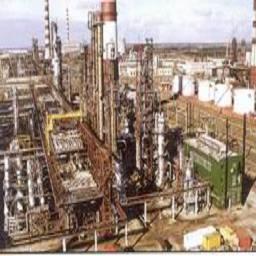 из истории Мозырского нефтеперерабатывающего завода НПЗ за 2003 год