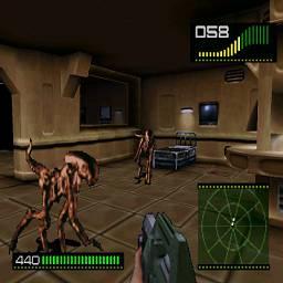 Один из лучших фантастических фильмов наконец-то появился и в компьютерном воплощении. Как это явствует из названия, игра Alien Trilogy переносит вас в темный и мрачный мир Чужих. В образе лейтенанта Риплей ради спасения колонии LV426 вам придется противостоять не только инопланетным монстрам, но и подразделениям Компании, которая хочет сохранить чужих для собственных военных экспериментов.