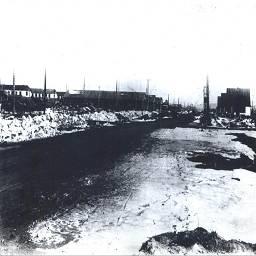 80. улица кирова на пересечении с улицей комсомольской. вид в сторону улицы ленина 1935 г..jpg