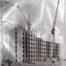 Строительство города Комсомольск