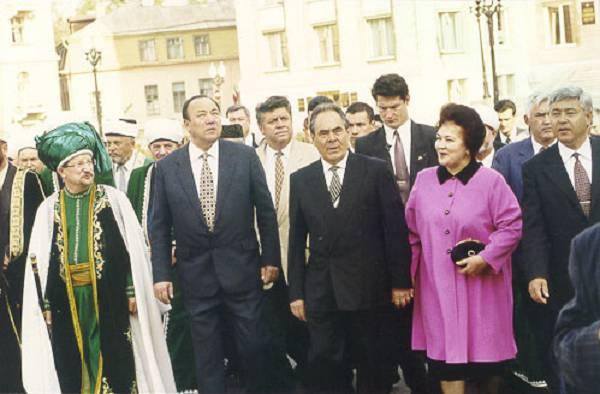Визит в республику Татарстан