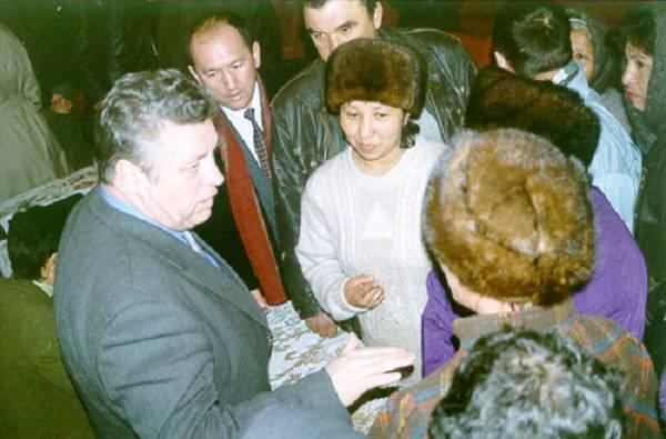 Гужвин, Анатолий Петрович-Фото Губернатора Астраханской области 1991-2004