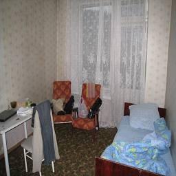 Типичная совковая гостиница