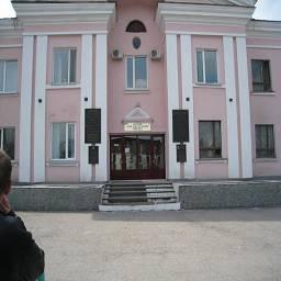 здание дома культуры