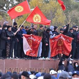 Как видно из новостей открывается новый Центрально Азиатский фронт: вслед за парламентскими выборами в Кыргызстане события разворачиваются по, многим уже надоевшему плану.