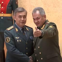 В августе текущего года, в Казахстане, во время визита министра обороны РФ Сергея Шойгу был подписан договор о сотрудничестве в военной области, который охватил множество актуальных задач