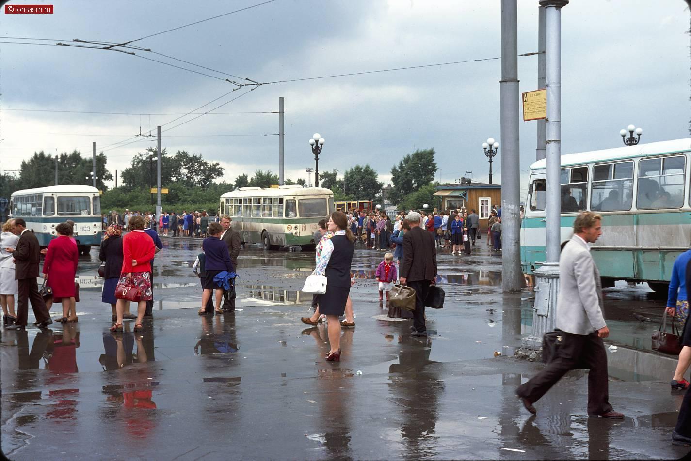 Фото новосибирска 80 годов 11 фотография