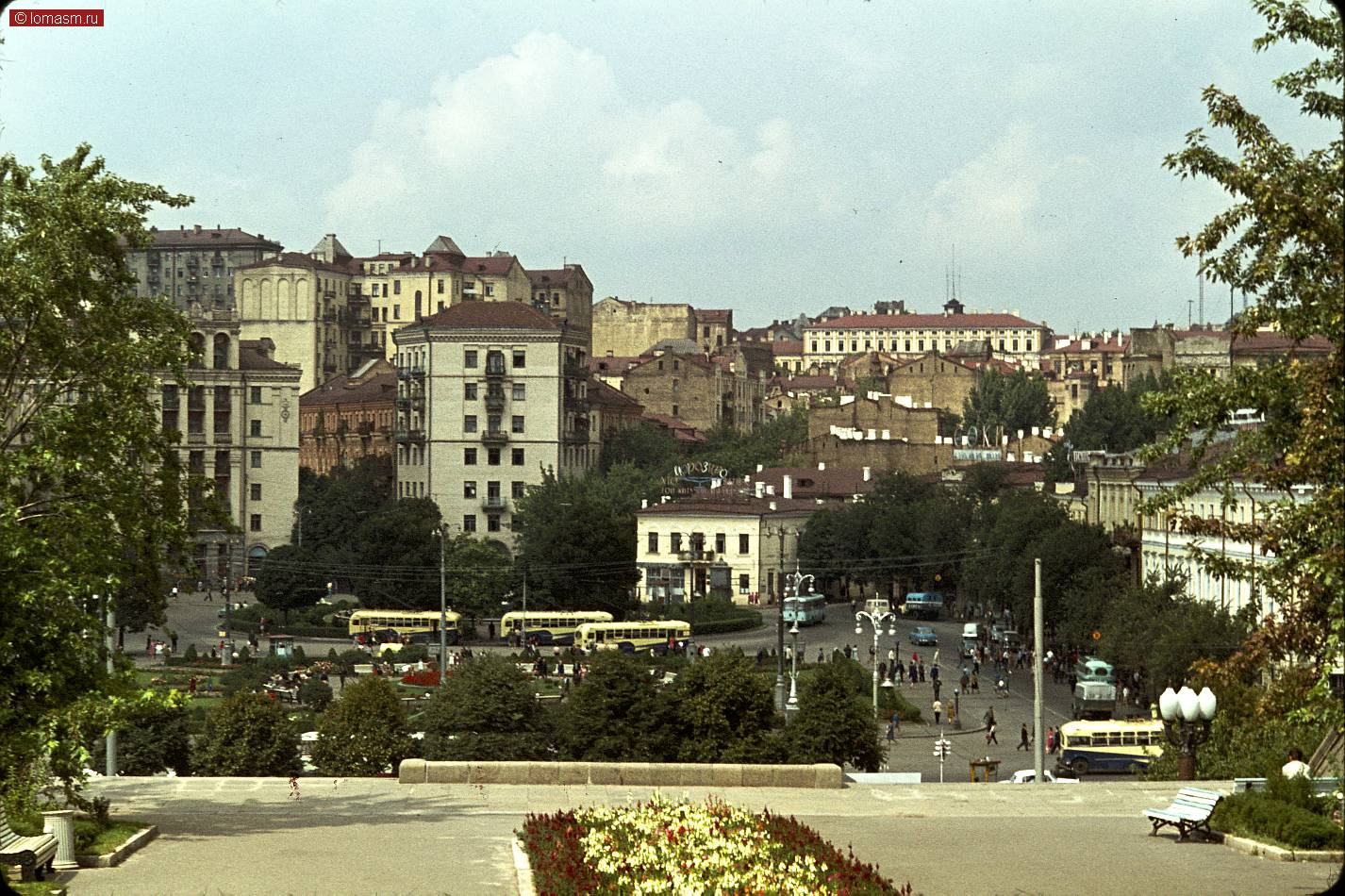 Фото старого киева площадь калинина 5