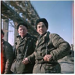ПРОМЫШЛЕННОСТЬ СССР в фотографиях Семена Фридлянда