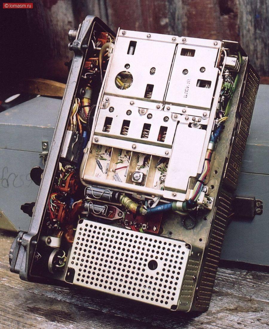 Военная советская электроника
