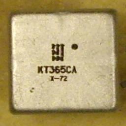 КТ365СА