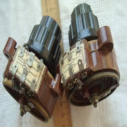 Переменный резистор от ПП-63