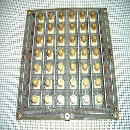 Рекордные гибридные схемы-многокристальные процессоры на многослойных платах