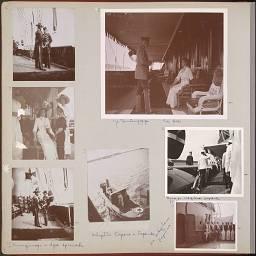 Фотографии семьи Романовых- Семейные фотоальбомы Анны Вырубовой- Альбом 1