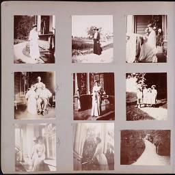 Фотографии семьи Романовых- Семейные фотоальбомы Анны Вырубовой- Альбом 3