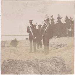 Фотографии семьи Романовых- Семейные фотоальбомы Анны Вырубовой- Альбом 4