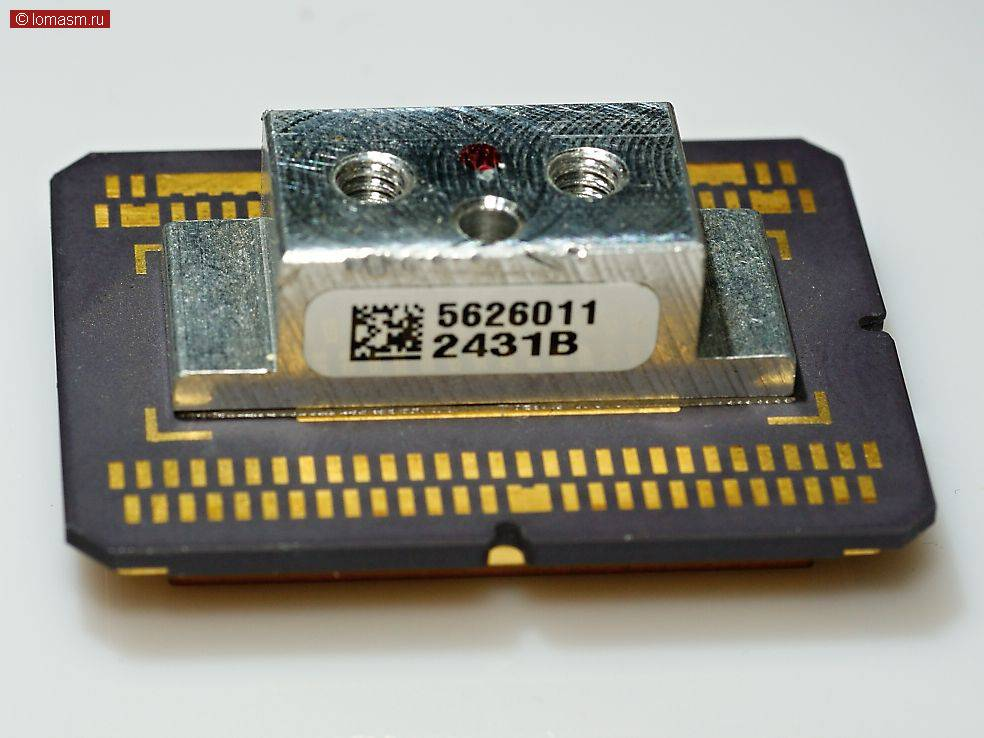 Цифровые микрозеркальные устройства