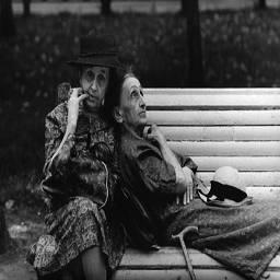 Андрей Князев «Скамейка юности», 1970
