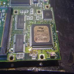 Процессор Intel 80486DX2 (75Mhz)