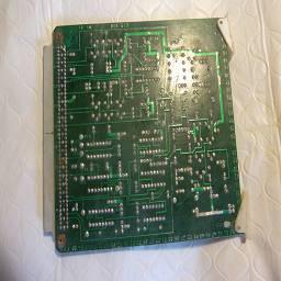плата от советского компьютера ЕС-5063