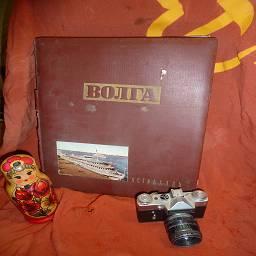 lomasm~Альбом 50 лет типографии ВОЛГА 1966 год