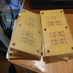 Печатные платы для испытания трансформаторов, пригодятся для монтажа и экспериментов