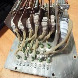 Неизвестный блок фильтров или преобразователей с трансформаторами на ферритовых кольцах