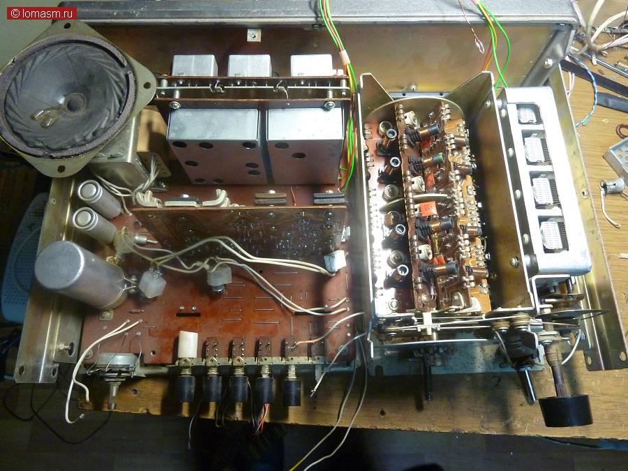 lomasm~ Трансляционный радиоприёмник Ишим-003
