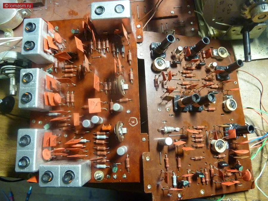 плата ПЧ-ЧM амплитудного детектора преобразователь частоты, УПЧ (10,7 МГц) и УВЧ УКВ диапазона