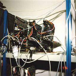 lomasm~ Фото серверов Финской BBS Metropol 1996
