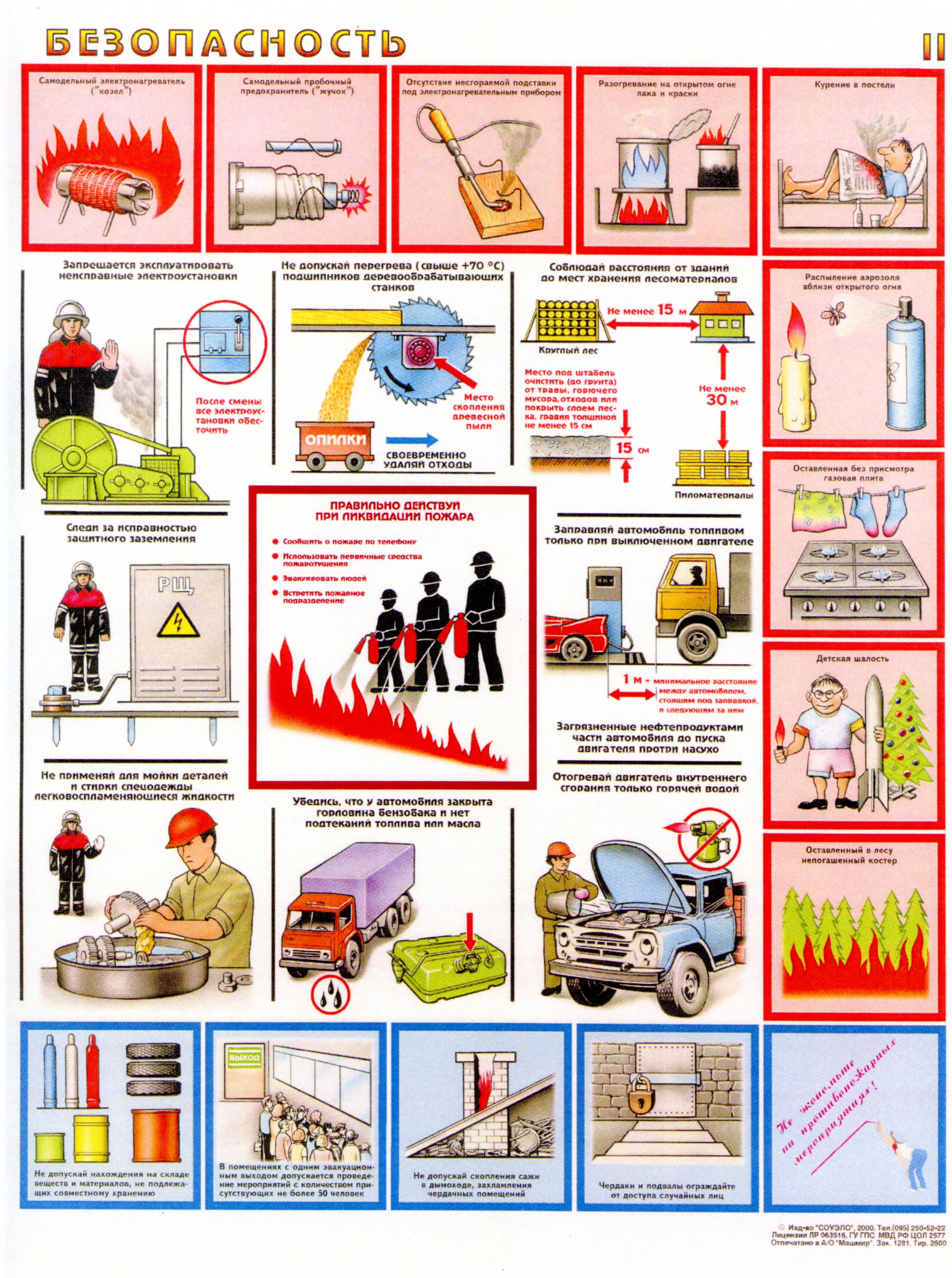 Скачать плакаты по технике безопасности и охране труда бесплатно.