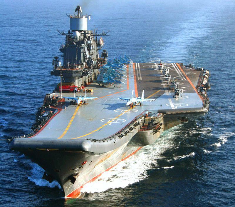 Теперь наш рассказ - о событиях первого боевого похода в Средиземное море.В вахтенном журнале ТАВКР Адмирал Флота Советского Союза Кузнецов записано, что первый отечественный авианосец покинул российский порт 8 декабря 1995 года.